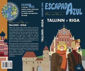 TALLINN Y RIGA  2018 ESCAPADA AZUL