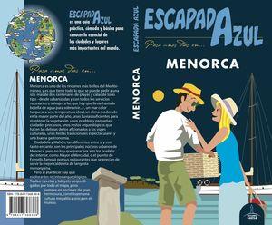 ESCAPADA AZUL 2018 MENORCA