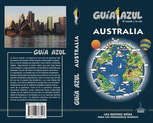 AUSTRALIA GUIA AZUL 2018