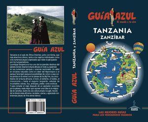 TANZANIA Y ZANZIBAR 2018 GUIA AZUL