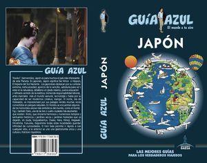 JAPÓN 2018 GUIA AZUL