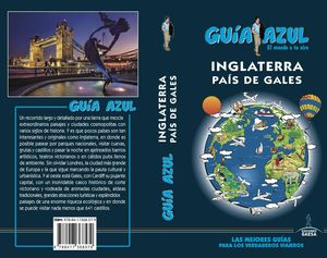 INGLATERRA  Y PAÍS DE GALES 2018 GUIA AZUL