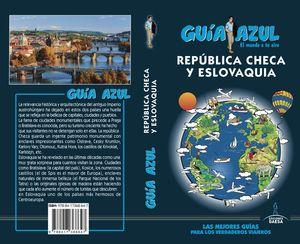 REPUBLICA CHECA Y ESLOVAQUIA 2018 GUIA AZUL