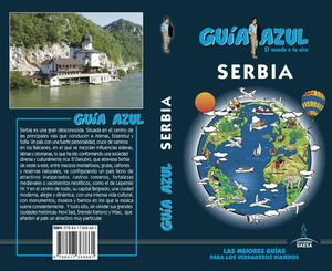 SERBÍA 2018 GUIA AZUL