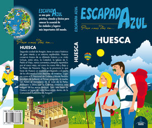 HUESCA ESCAPADA AZUL 2018