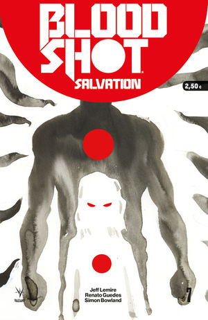 BLOODSHOT SALVATION 7