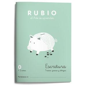ESCRITURA RUBIO 0 (PREESCRITURA)