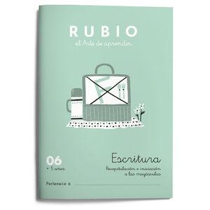 ESCRITURA RUBIO 06 CUADERNO 2021