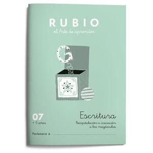 07. ESCRITURA RUBIO CUADERNO 2021