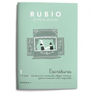 1. ESCRITURA RUBIO ED 2021