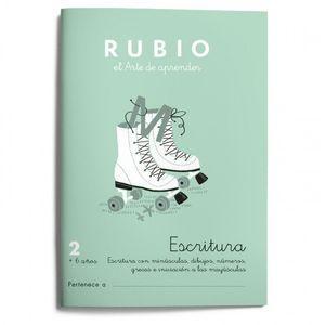 2. ESCRITURA RUBIO ED 2021