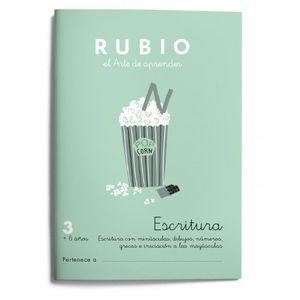 3. ESCRITURA RUBIO ED. 2021