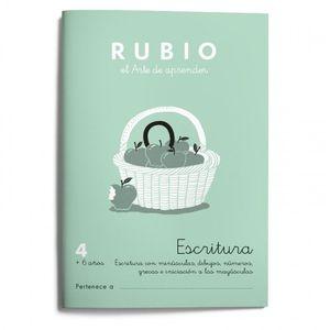 4. ESCRITURA RUBIO