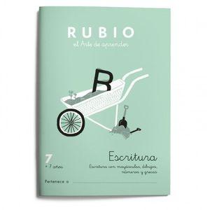 7. ESCRITURA RUBIO ED. 2021