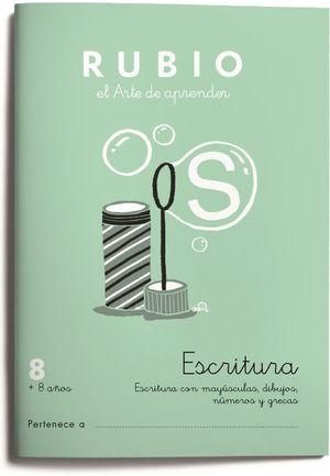8. ESCRITURA RUBIO ED. 2021