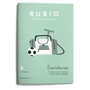 9. ESCRITURA RUBIO ED. 2021