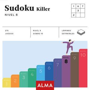 SUDOKU KILLER. NIVEL 8