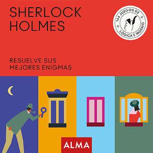 SHERLOCK HOLMES. RESUELVE SUS MEJORES ENIGMAS (CUADRADOS DE DIVERSIÓN)