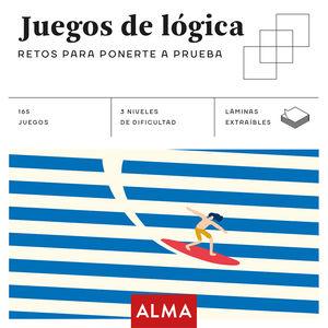 JUEGOS DE LÓGICA. RETOS PARA PONERTE A PRUEBA