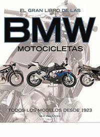 BMW MOTOCICLETAS, EL GRAN LIBRO