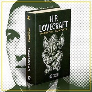 H.P. LOVERCRAFT. NARRATIVA COMPLETA