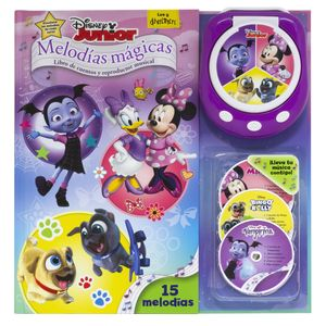 DISNEY JUNIOR. MELODIAS MAGICAS