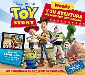 TOY STORY. WOODY Y SU AVENTURA DE REALIDAD AUMENTADA
