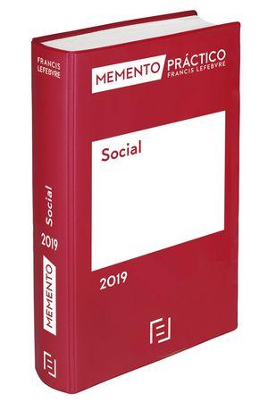 MEMENTO SOCIAL 2019