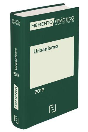 MEMENTO URBANISMO 2019