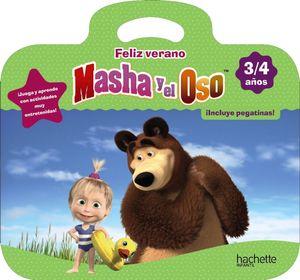 FELIZ VERANO CON MASHA Y EL OSO 3-4 AÑOS