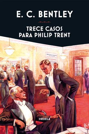 TRECE CASOS PARA PHILIP TRENT