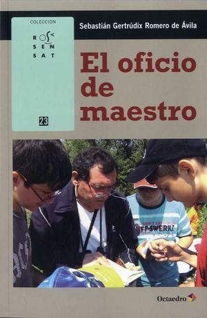 EL OFICIO DE MAESTRO
