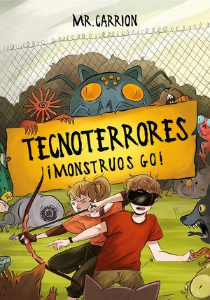 ¡MONSTRUOS GO! (TECNOTERRORES 3)