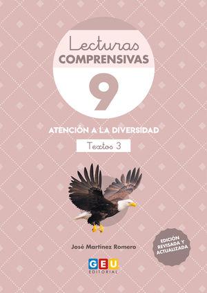 LECTURAS COMPRENSIVAS 9 4 EDICION