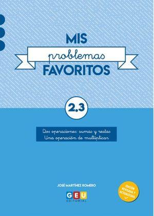 MIS PROBLEMAS FAVORITOS 2.3 EDICION REVISADA