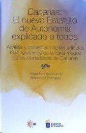 CANARIAS: EL NUEVO ESTATUTO DE AUTONOMIA EXPLICADO A TODOS