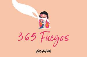 365 FUEGOS CALENDARIO