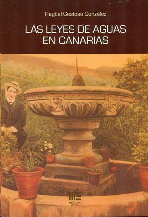 LEYES DE AGUAS EN CANARIAS, LAS