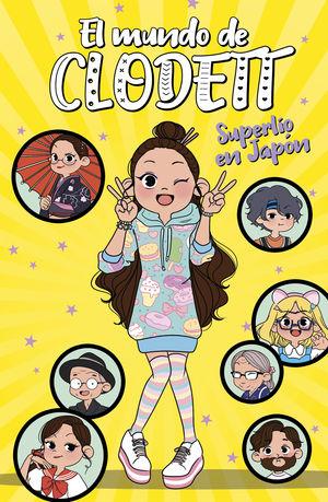 CLODETT 5 SUPERLIO EN JAPON