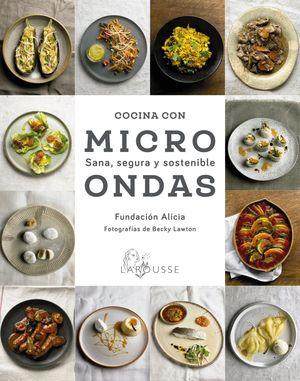 COCINA CON MICROONDAS SANA SEGURA Y SOSTEN