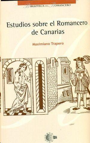 ESTUDIOS SOBRE EL ROMANCERO DE CANARIAS