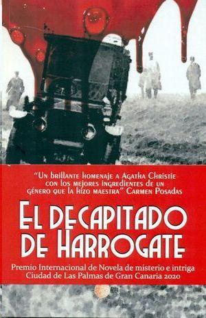 EL DECAPITADO DE HARROGATE
