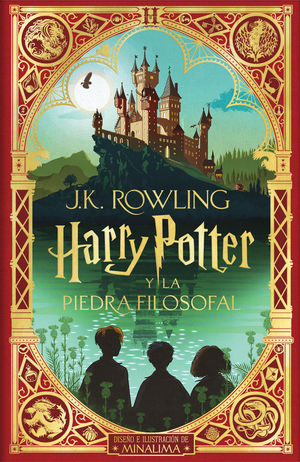 HARRY POTTER Y LA PIEDRA FILOSOFAL (ED. MINALIMA) (HARRY POTTER 1
