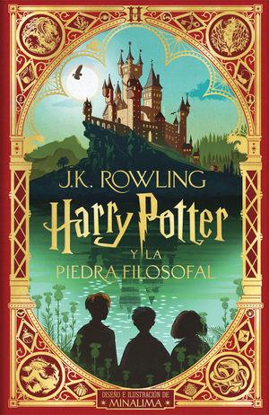 HARRY POTTER Y LA PIEDRA FILOSOFAL (ED. MINALIMA) (HARRY POTTER 1