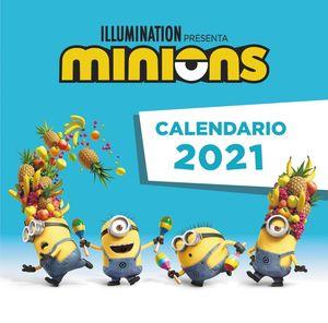 CALENDARIO DE LOS MINIONS 2020-2021