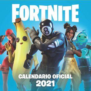 CALENDARIO OFICIAL FORTNITE 2021