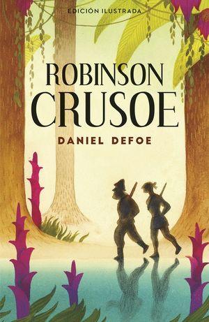 ROBINSON CRUSOE (ALFAGUARA CLÁSICOS)