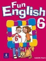 SALDO FUN ENGLISH 6 STUDENT'S BOOK + CD LONGMAN