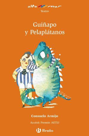 GUIÑAPO Y PELAPLATANOS - ALT/77 TEATRO (A PARTIR 8 AÑOS)