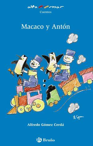 MACACO Y ANTÓN